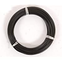 MHS HIGH Grade Iron Cloth Drying Wire Black PVC Insulated (10MTR)