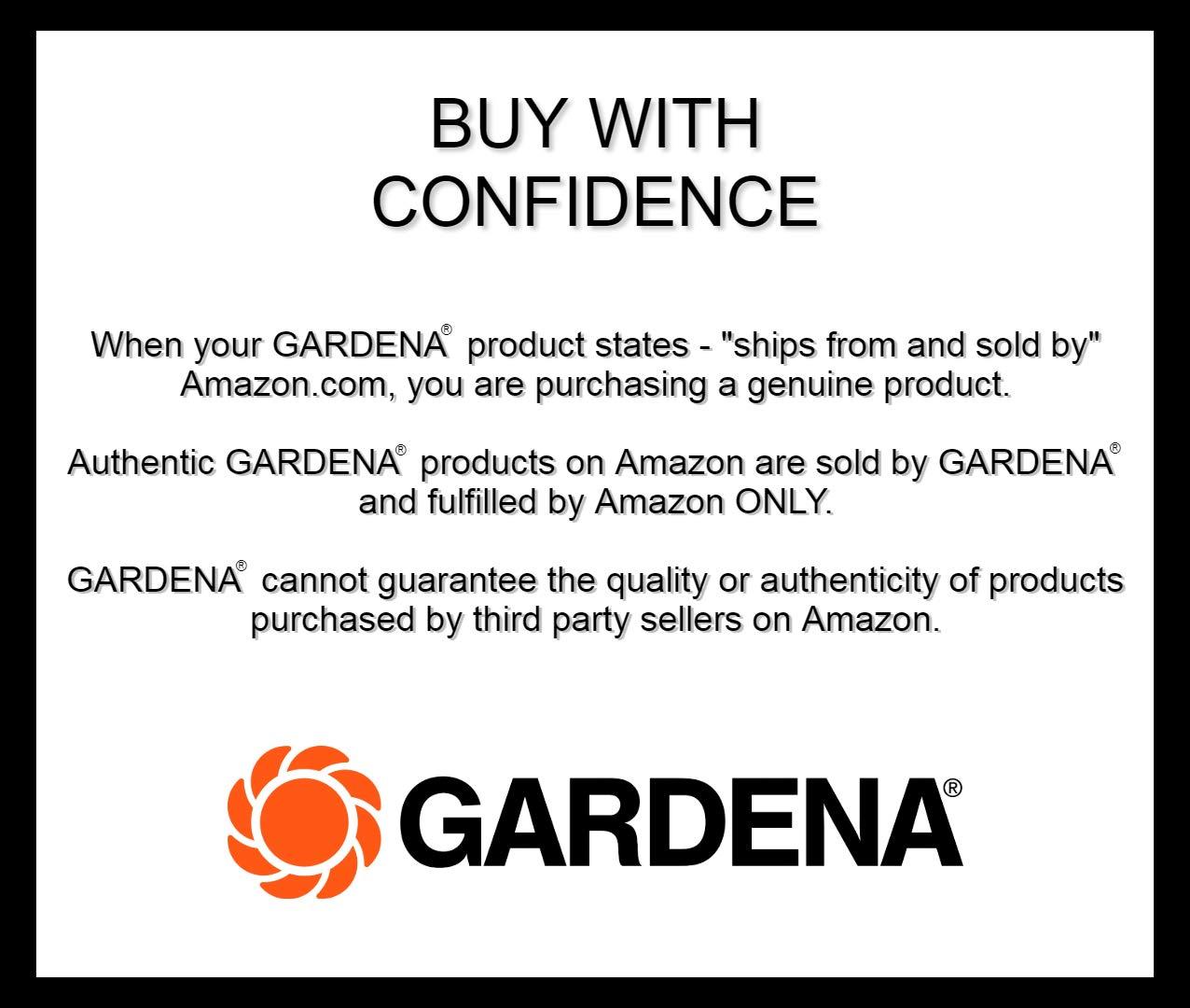 Gardena Verlängerungskabel (10 m): Für Gardena Regensensor und Gardena Bodenfeuchtesensor, Anschlusskabel mit einfachem…