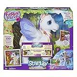 Hasbro FurReal Friends B0450351 StarLily, elektronisches Einhorn (fremdsprachige Verpackung)