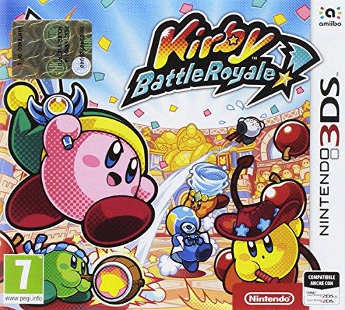 Kirby Battle Royale New Nintendo 3DS