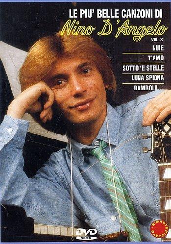 Preisvergleich Produktbild D'Angelo Nino Le piu' belle canzoni Volume 03 [IT Import]