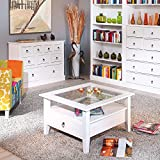 Links-20901510-Couchtisch-Wohnzimmertisch-Tisch-Wohnzimmer-Glastisch-Kiefer-massiv-wei-NEU