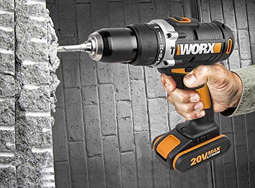 Worx Bohrhammer im Test: Leistungen und Besonderheiten - 5