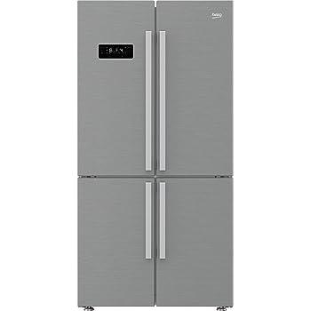 Beko Gn162320 X frigorifero Side By Side Gn162320 X con dispenser ...