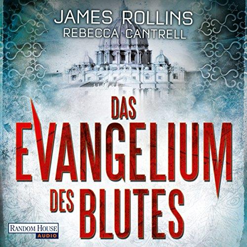 Buchseite und Rezensionen zu 'Das Evangelium des Blutes' von James Rollins