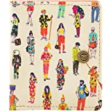 Chumbak People of India Wallet - Mini - Wallet for Women, Zipper Coin Purse, Printed Design, Card Holder Organizer…