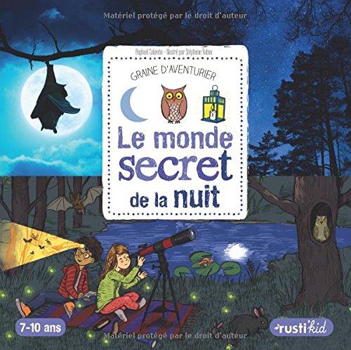 Le monde secret de la nuit par Raphaël Colombo