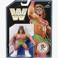 WWE Retro Mattel Figura Series 1 - El Definitivo Guerrero Nuevo En Caja