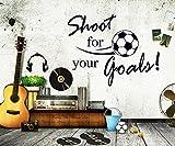 Revesun Football Shoot for Your Goals Ho...