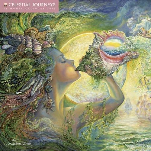 Celestial Journeys wall calendar 2015 (Art calendar) (Flame Tree Calendars 2015)