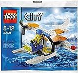 Lego City Wasserflugzeug mit Figur 37teiliges Spielset 30225