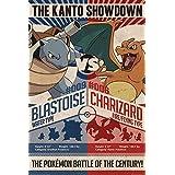 Póster Pokémon - Red vs. Blue (61cm x 91,5cm)
