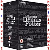 The Essential Dennis Potter Collection [NON-U.S.A. FORMAT: PAL Region 2 U.K. Import] Singing Detective/Pennies From Heaven/Casa