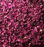 200 grams of Dried Rose Petals Real Flower Wedding Confetti/Home Fragrance/Crafts From Soothing Ideas by Soothing Ideas®