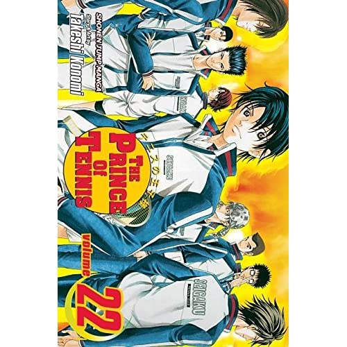 [The Prince of Tennis: v. 22] (By (author) Takeshi Konomi) [published: July, 2010]