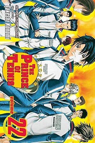 [The Prince of Tennis: v. 22] (By (author) Takeshi Konomi) [published: July, 2010] par Takeshi Konomi