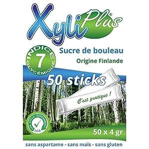 Xylitol - XYLIPLUS en Doypack de dosettes 4g