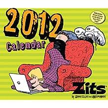 Zits 2012 Daily Calendar