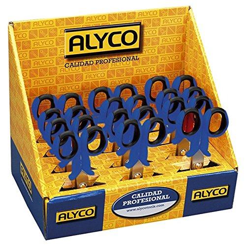 Alyco 108040 - Expositor 24 tijeras electricistas