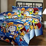 Factorywala Super Soft Cartoon Kids Design Print Reversible Single Bed Size 60*90 Dohar, Blanket, Ac Dohar Gift For Kids Offer Discount Price