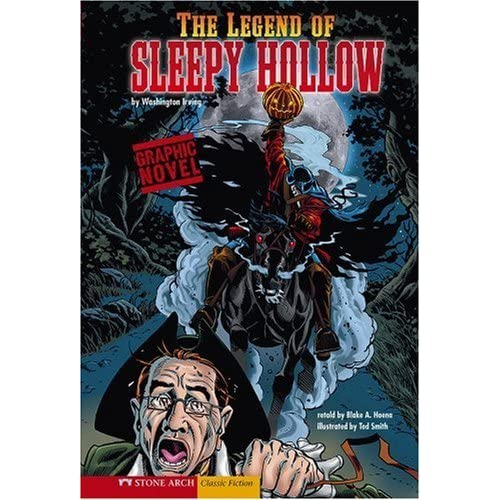 The Legend of Sleepy Hollow (Graphic Revolve) by Washington Irving (2008-01-30)