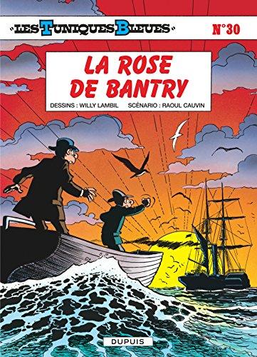 Les Tuniques bleues, tome 30 : La rose de Bantry
