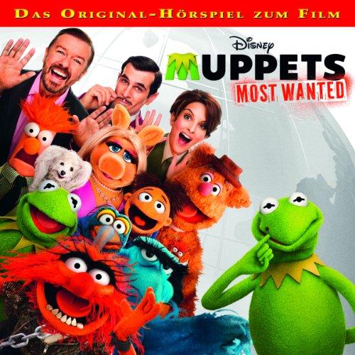Muppets - Most Wanted (Das Original-Hörspiel Zum Film) [+booklet]