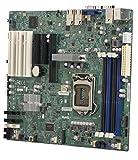 Super Micro D-X9SCA-F-O Server Mainboard (ATX, Intel C204, DDR3, 4x SATA, 8x USB 2.0)
