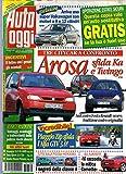 Auto Oggi n. 29 del Luglio 1997 Tata Sport, Mercedes Classe A, Ford Ka