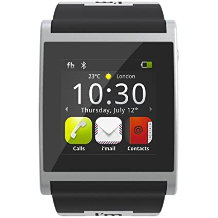MiMi I'M Watch - Smartwatch Compatibile Con Android, Blackberry E ...