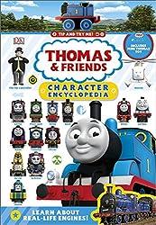 Thomas & Friends Character Encyclopedia: With Thomas Mini toy