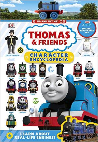 Thomas & Friends Character Encyclopedia: With Thomas Mini toy por DK
