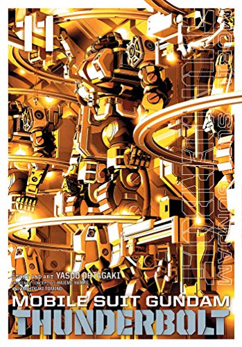 Mobile Suit Gundam Thunderbolt, Vol. 11 (Books Reuse Llc)