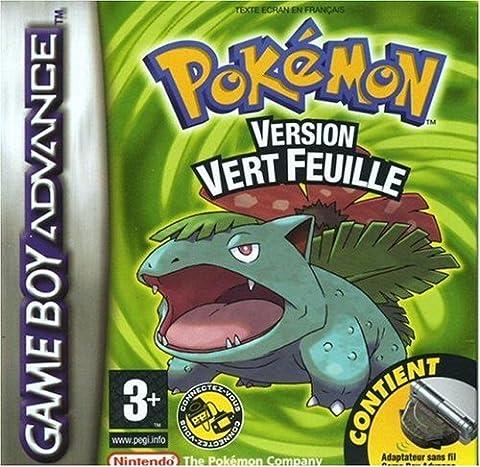 Pokémon version vert feuille