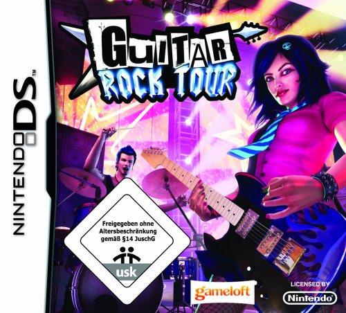 Ubisoft Guitar Rock Tour