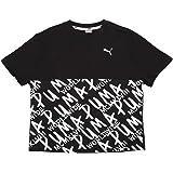 PUMA Alpha AOP tee G Camiseta Niñas