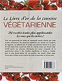 Image de Livre d'or de la cuisine végétarienne