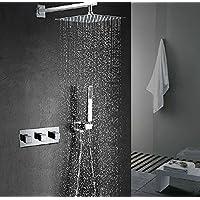 Gowe Gowe Gowe soffione doccia in ottone cromato vasca doccia rubinetto con doccetta in ottone 10,2 cm nuove | Exit  | La qualità prima  | Prima qualità  025c7e