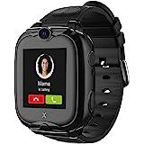 Xplora XGO 2 – Telefoon horloge voor kinderen (SIM vrij) 4G – Bellen, Berichten, School modus voor kinderen, SOS-functie, gps