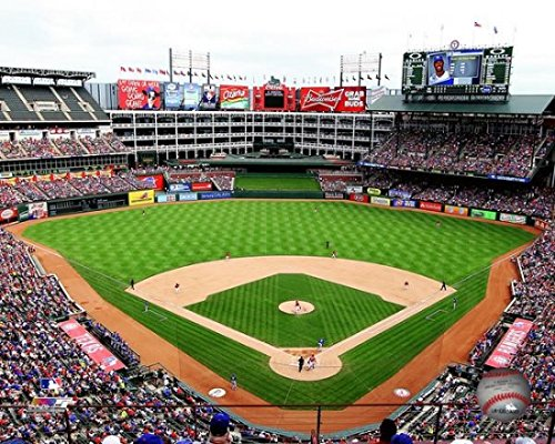 Rangers Ballpark In Arlington (Rangers Ballpark in Arlington 2013 Photo Print (50,80 x 60,96 cm))
