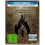 Maze Runner - Die Auserwählten in der Brandwüste - Limitierte Steelbook Edition Blu-ray
