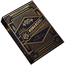 Theory Monarch Playing Cards (Blue)