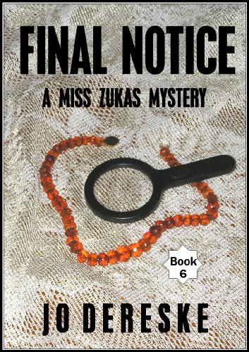 Publication Order of Miss Zukas Books