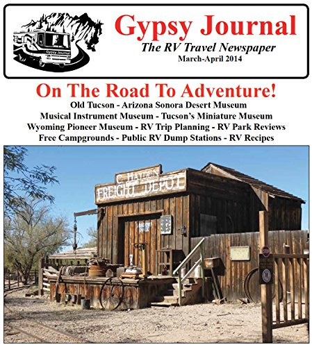 Gypsy Journal March April 2014: The RV Travel Newspaper (Gypsy Journal RV Travel Newspaper Book 89) PDF Descarga gratuita