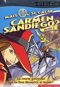 Mais où se cache Carmen Sandiego ? V2