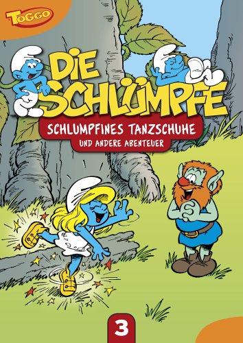 Preisvergleich Produktbild Die Schlümpfe 03 - Schlumpfines Tanzschuhe und andere Abenteuer