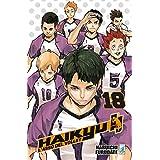 Haikyu!! (Vol. 18)