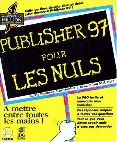 Microsoft publisher 97 pour les nuls