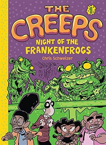 Descargar Con Mejortorrent The Creeps: Book 1: Night of the Frankenfrogs Bajar Gratis En Epub