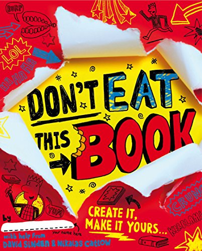 Don't Eat This Book por David Sinden